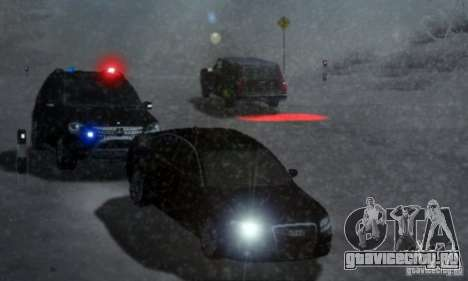 СГУ и ELM для GTA San Andreas четвёртый скриншот