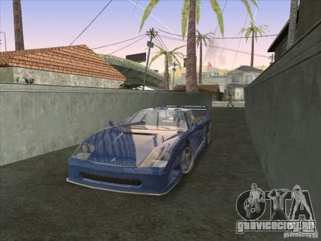 Los Angeles ENB modification Version 1.0 для GTA San Andreas второй скриншот