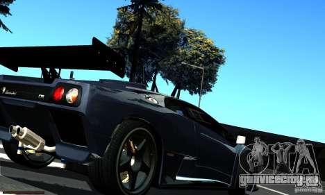 ENBSeries RCM для слабых ПК для GTA San Andreas одинадцатый скриншот