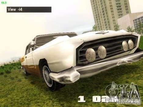 Camera Hack 2.9 для GTA Vice City четвёртый скриншот