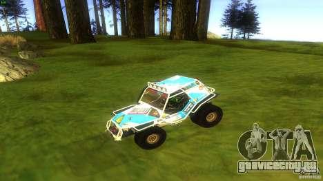 ANT для GTA San Andreas вид сзади слева