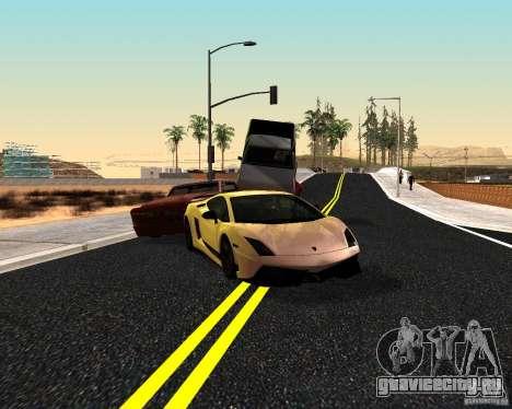 ENBSeries by Nikoo Bel v3.0 Final для GTA San Andreas четвёртый скриншот