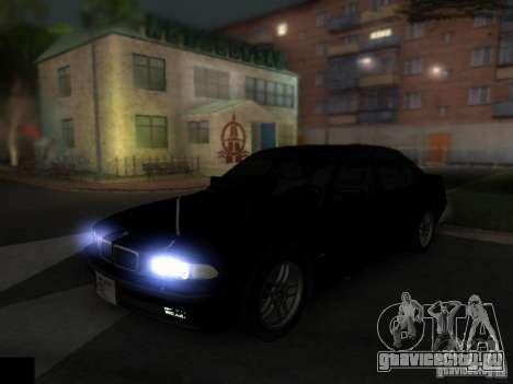 ENB Series v1.0 для GTA San Andreas второй скриншот