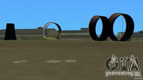 Stunt Dock V1.0 для GTA Vice City