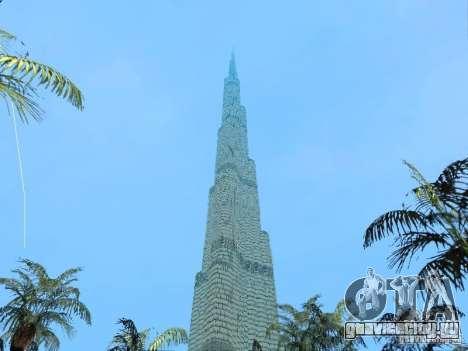 New Dubai mod для GTA San Andreas шестой скриншот