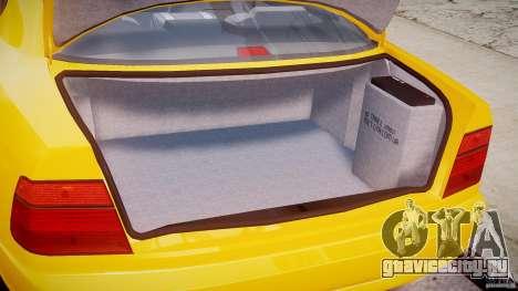 BMW 850i E31 1989-1994 для GTA 4 вид сбоку