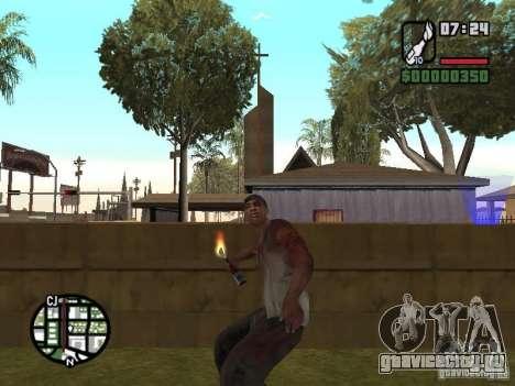 Markus young для GTA San Andreas одинадцатый скриншот