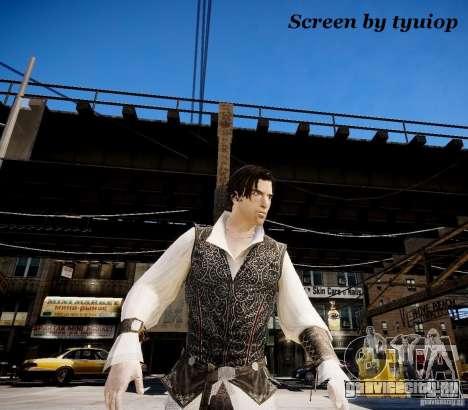 Assasins Creed 2 Young Ezio для GTA 4