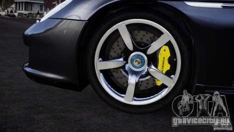 Porsche Carrera GT V1.1 [EPM] для GTA 4 вид справа
