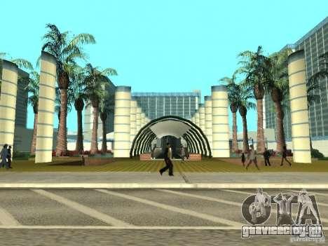 Новые текстуры для казино The High Roller для GTA San Andreas