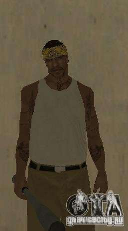 Los Santos Vagos (Skin pack) для GTA San Andreas третий скриншот