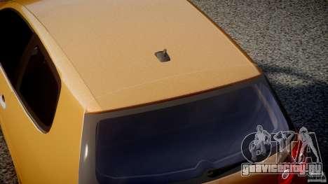 Volkswagen Golf R32 v2.0 для GTA 4