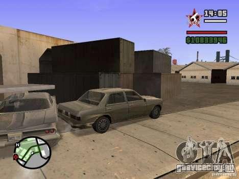 ENBSeries для GForce 5200 FX v3.0 для GTA San Andreas четвёртый скриншот