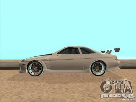 Toyota Soarer (JZZ30) для GTA San Andreas вид справа