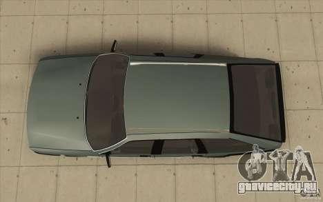 Audi 100 Avant Quattro для GTA San Andreas вид справа