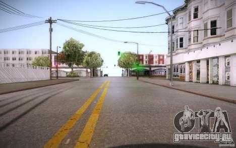 New Graphic by musha v2.0 для GTA San Andreas второй скриншот