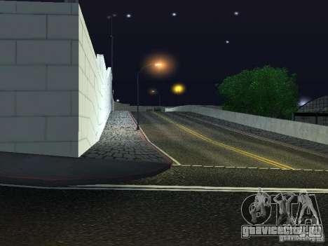 Новый авто-салон Wang Cars для GTA San Andreas третий скриншот