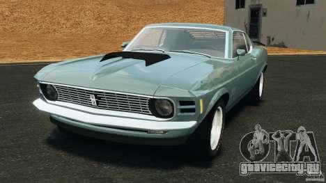 Ford Mustang Boss 429 для GTA 4