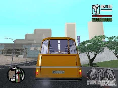 TV 7 для GTA San Andreas вид сзади слева