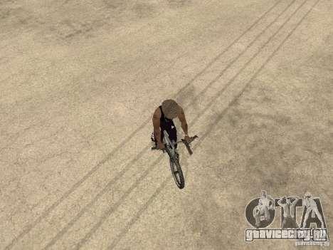 Прятать-доставать оружие в машине для GTA San Andreas пятый скриншот