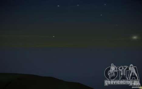 HD Вода v3.0 для GTA San Andreas пятый скриншот