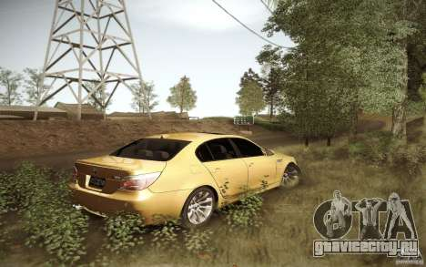 Beautiful ENBSeries для GTA San Andreas шестой скриншот