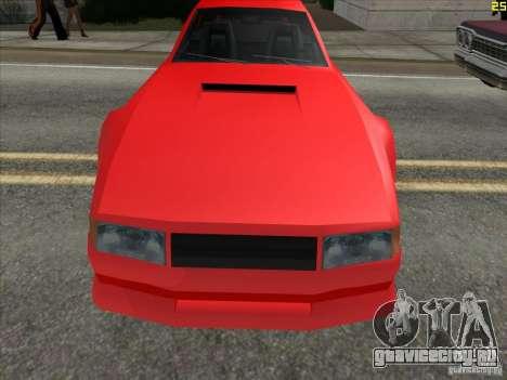 Более яркие цвета для автомобилей для GTA San Andreas второй скриншот