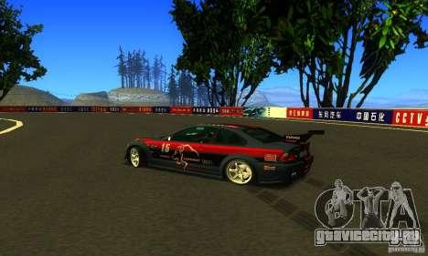 F1 Shanghai International Circuit для GTA San Andreas четвёртый скриншот