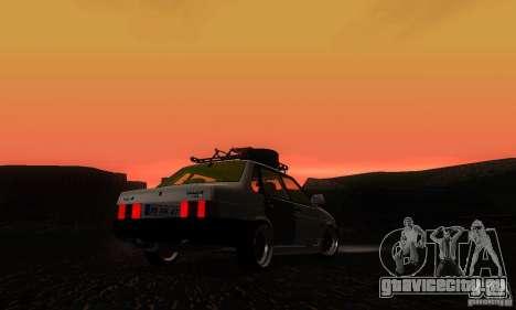 ВАЗ 21099 Rat Look для GTA San Andreas вид слева