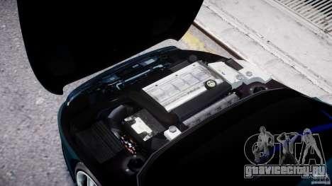 Fiat Coupe 2000 для GTA 4 вид сбоку