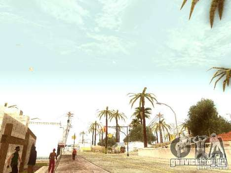 Новый Enb series 2011 для GTA San Andreas пятый скриншот