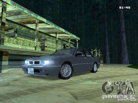 Mitsubishi Galant VR-4 1989 для GTA San Andreas