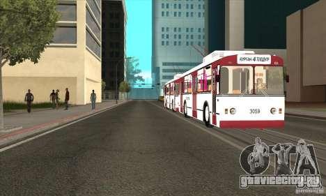 ЗиУ 682Г для GTA San Andreas вид справа
