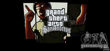 HD Loadscreens v1.01 для GTA San Andreas второй скриншот