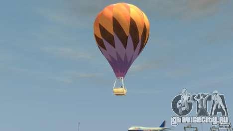 Balloon Tours option 1 для GTA 4