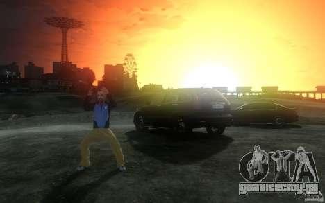 Меню и экраны загрузки Liberty City в GTA 4 для GTA San Andreas восьмой скриншот