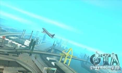 Оживление аэропортов для GTA San Andreas четвёртый скриншот