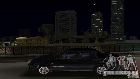 ВАЗ 21099 DeLuxe для GTA Vice City
