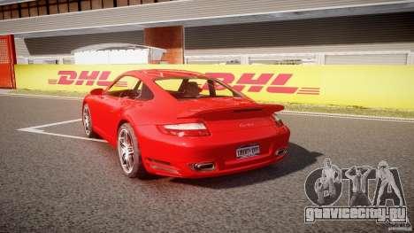 Porsche 911 Turbo V3 (final) для GTA 4 вид сзади слева
