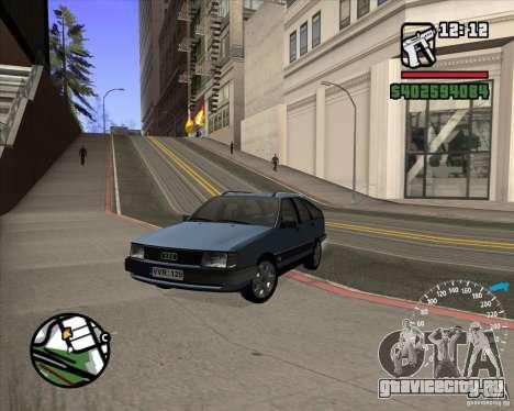 Audi 100 Avant для GTA San Andreas