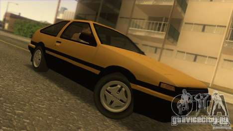 Shine Reflection ENBSeries v1.0.1 для GTA San Andreas третий скриншот