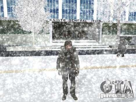 Комаров для GTA San Andreas второй скриншот