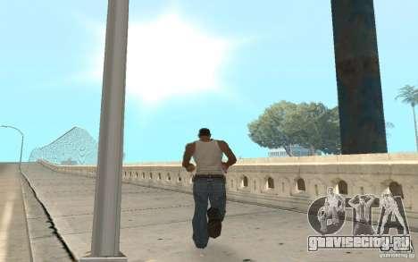 The best effects from GTA IV для GTA San Andreas второй скриншот