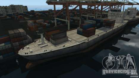 Tokyo Docks Drift для GTA 4 четвёртый скриншот