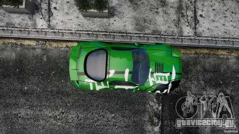 Mazda RX-7 Bushido для GTA 4 вид справа