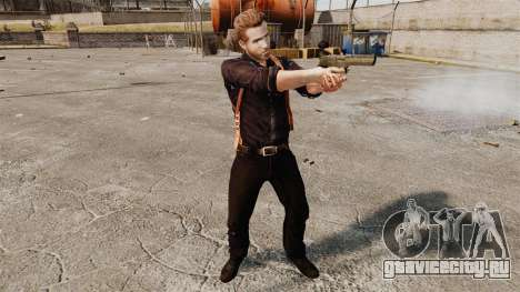 Райан Рейнольдс (Ник Уокер) для GTA 4 четвёртый скриншот