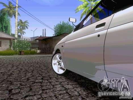 ВАЗ 21103 Maxi для GTA San Andreas вид сверху