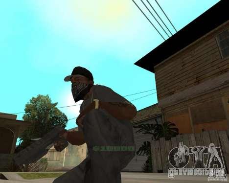 Desert Eagle из CoD:MW2 для GTA San Andreas второй скриншот