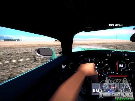 Pontiac Solstice Falken Tire для GTA San Andreas вид сверху