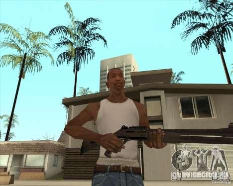 Автоматический дробовик для GTA San Andreas третий скриншот